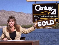 Century 21 Along The River Properties Logo