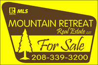 Mountain Retreat Real Estate, LLC Logo
