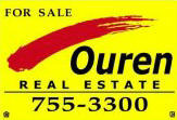 Ouren Real Estate Logo