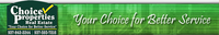 Choice Properties Real Estate Logo