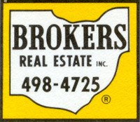 Brokers Real Estate Logo