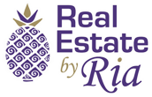 Real Estate by Ria Logo